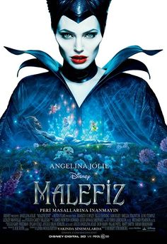 Malefiz - Maleficent - 2014 - BDRip Film Afis Movie Poster