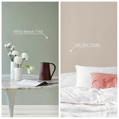 Subdued and discreet or fresh and rejuvenating – which colour would you choose for your home?