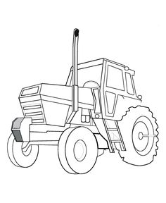 Printable John Deere Coloring Pages For Kids Cool2bkids Car
