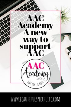 AAC (augmentative alternative communication) can be a slippery slope in speech therapy and special education. AAC Academy builds skills and confidence for SLPs and their students. Learn how to be more successful with AAC in both the classroom and the home.