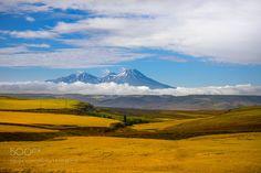 Hasan Dağı by ZekiSeferoglu