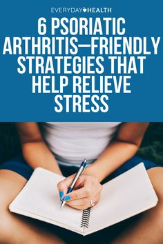 Stress can trigger a psoriatic arthritis flare, which can cause even more stress. Try these tips to keep stress at bay.