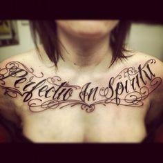 Tatuagens escritas - tatuagem escrita 11