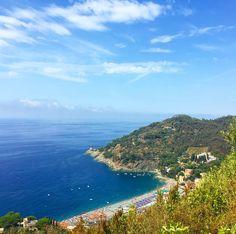 Beauty is all around   Scernio trail 664 Levanto-Bonassola
