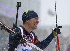 Emil Hegle Svendsen Winter Olympic Games, Winter Olympics, Baseball Cards