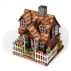 storybook cottages   Storybook Cottage workshop.   crafts ...