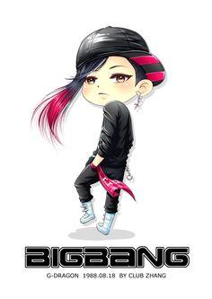 G-Dragon Fantastic Baby Ver1_TShirt by candystar2008.deviantart.com