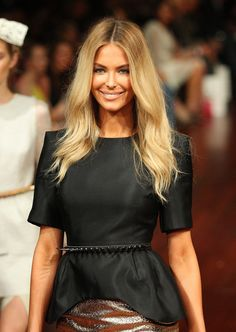 Jennifer Hawkins Photo - Myer A/W 2012 Collection Launch - Show & Front Row