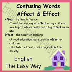 Do you think __________ has a good effect on people. 1. reading 2. TV 3. both  #ConfusingWords