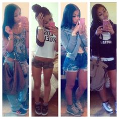 Cute Outfits with Jordans by KaylaYvette313 on Pinterest ...