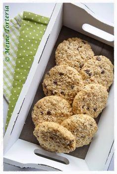 """༺ GizemliM ༻ """"Cookies!"""" und daraus als Kostprobe Kokos-Haferflocken-Cookies"""