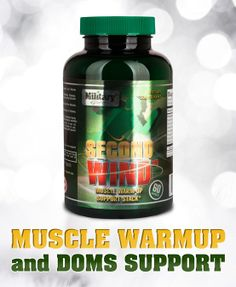 Second Wind | Post-workout Muscle Recovery and DOMS (delayed onset muscle soreness) Support*  http://www.amazon.com/Post-workout-Recovery-soreness-Vegetarian-Military/dp/B00HN6ROX0/ref=sr_1_8?ie=UTF8&qid=1398966434&sr=8-8&keywords=military+supplements #muscle_soreness #muscle_training #muscle_recovery