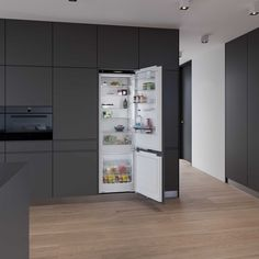 Tall Cabinet Storage, Locker Storage, French Door Refrigerator, French Doors, Lockers, Kitchen Appliances, Furniture, Home Decor, Products
