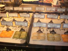 Ohio City Pasta, West Side Market, Cleveland, OH
