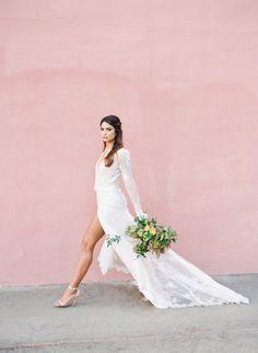 Vestido de noiva com manga longa_Oficina das Noivas José Villa Fotografia