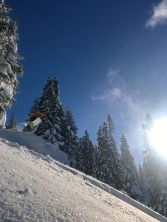 First Day : snowboarding