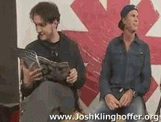 josh klinghoffer gifs | WiffleGif