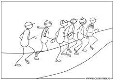 Hoe blijf ik gemotiveerd: loop samen