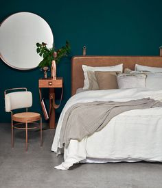 4 quartos em que a cabeceira e a roupa de cama são as estrelas | CASA CLAUDIA