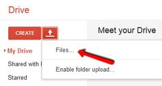 How To Upload Downloadable Files in Blogger?