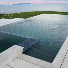Swimming Pools And Spas Infinity Pools