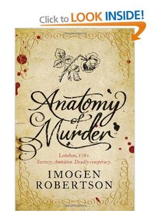 Anatomy of Murder: Amazon.co.uk: Imogen Robertson: Books