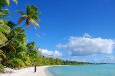 Walked on this very spot!  Cook Islands
