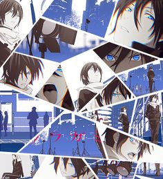 Noragami is one of my favourite animes of all time. I love it so much that I've created an entire Pinterest page all about it