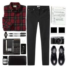 """I wanna know what you think when you're alone"" by bomlion ❤ liked on Polyvore featuring Wallace, Acne Studios, Zara, Givenchy, Polaroid, Dogeared, Aesop, Sharpie and Marc by Marc Jacobs"