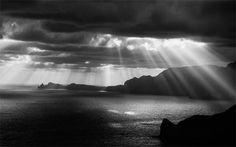 I love black and white photos