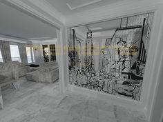 architekt FERENS design joanna ferens - hofman warszawa wizualizacje