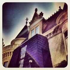 Love all the different perspectives of the exterior of the Magic Castle that our members and guests post!