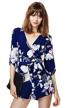 on a romper rampage. Love this dark blue one too.