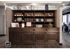 Las #oficinas de GroupM diseñadas y construidas por AEI con un enfoque especial en #decoración
