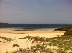 Playa de Esmelle (Ferrol)