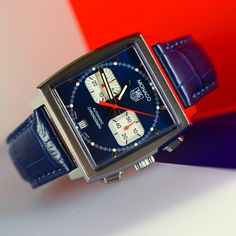 TAG Heuer Monaco Chronograph CW2113 Steve McQueen