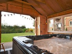 151 best hot tub cottages images holiday accommodation cabins rh pinterest com