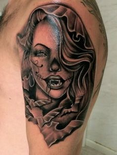 chicano tattoo   locos   Pinterest   Chicano tattoos ...