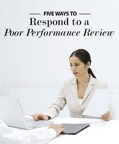 5 Ways to Respond to a Poor Performance Review | Levo League | Career Tip