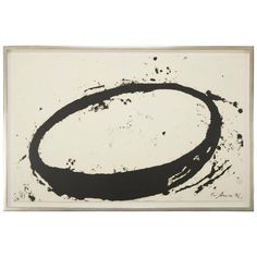 Richard Serra titled L.A.9.8., produced in 1999. Full sheet, 21 1/2 x 34 in. Signed dated and numbered 11/43. There were 43 plus 10 AP in the edition. Published by Gemini G.E.L. and Richard Serra.  Circa 1999.  30 H x 42 W x 1.5 D