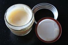 homemade vitamin e cream / balm - all-natural and good for sensitive skin