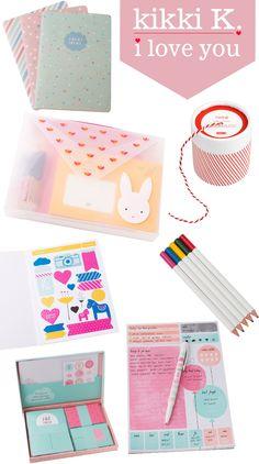 Nadia van der Mescht Blog: My favourite items from @Kikki M M M M M M.K #stationery