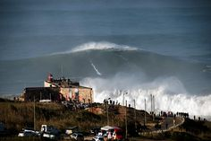 Nazaré will host the Red Chargers big wave surfing competition The inaugural Mercedes-AMG Red Chargers is hosted by Garrett McNamara. The event will award prizes in six categories, and crown an overall winner.