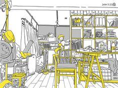 Spring Awakening Behance, Spring Awakening, Diagram, Illustration, Illustrations