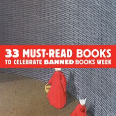 33 Must-Read Books To Celebrate Banned Books Week