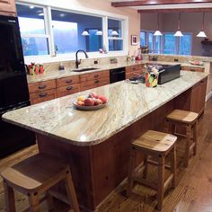Kitchen Photos Carnival Granite Slab Design, Pictures, Remodel, Decor and Ideas - page 2