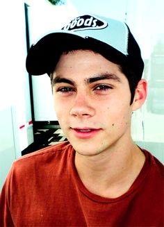 a younger Dylan O'Brien :)
