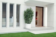Easy And Cheap Diy Ideas: Canopy Architecture Plants window canopy sleep. Modern Window Design, Modern Villa Design, Facade Design, Door Design, Modern Windows And Doors, Narrow House Designs, House Plans Mansion, House Front Design, Canopy Outdoor
