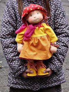 "Made to order custom 14 "" doll March 2013 Fabric Dolls, Paper Dolls, Doll Toys, Baby Dolls, Little Pet Shop Toys, Doll Maker, Waldorf Dolls, Soft Dolls, Diy Doll"