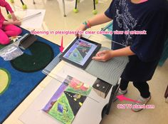 Make Your Own iPad Photo Stand